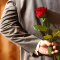 Flowers on a first date: Yes or no?