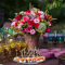 Dinner party: How to choose the best floral centrepieces