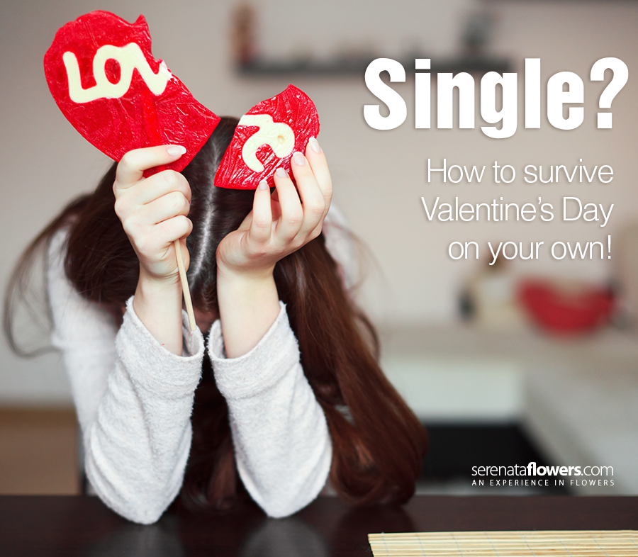 Five Perfect Valentine's Day Ideas for Singles