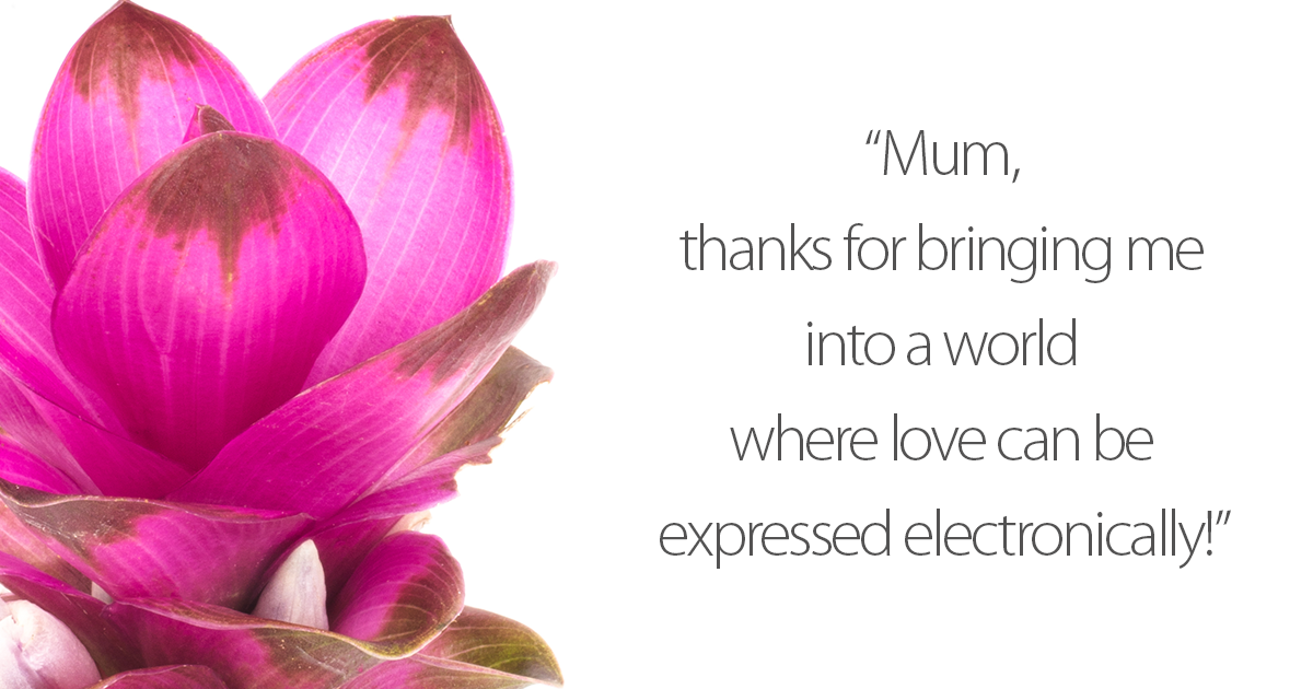 Funny Messages for Mothers Day Cards