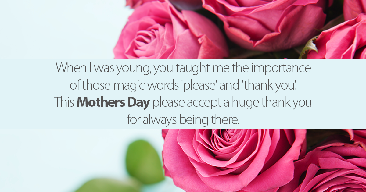 Messages for Mothers Day Cards | Pollen Nation