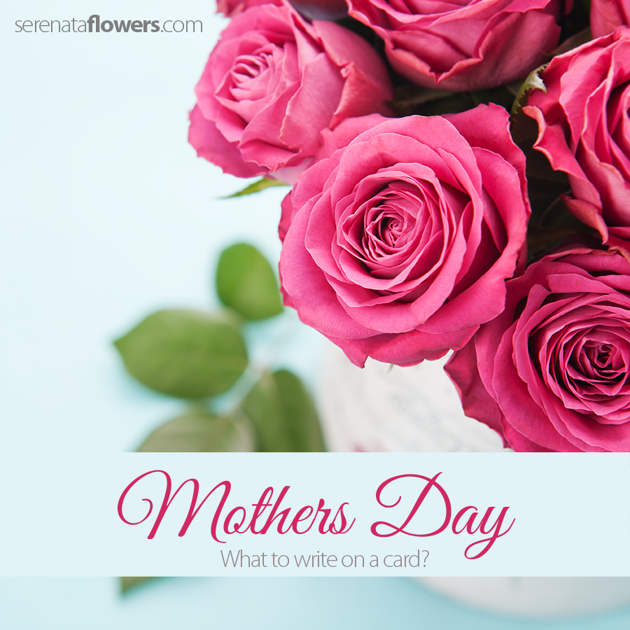 Home » Happy Mothers Day » Messages for Mother's Day Cards