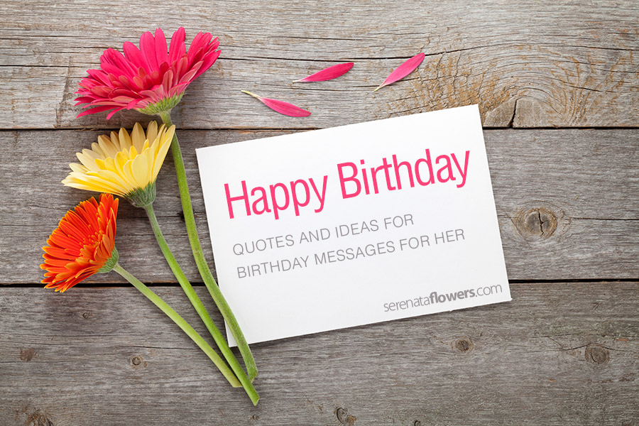 pollennation romantic birthday messages
